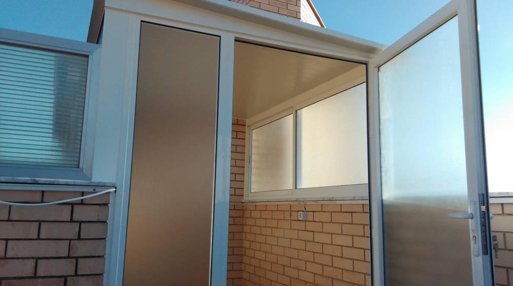 Habitación De Aluminio En Terraza Estructuras Isver